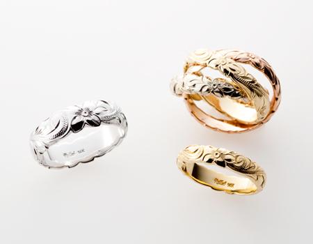 +..。☆世界で1つのリングを作ろう!ハワイアンジュエリーフェア .。゜+