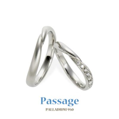 10万円で揃う安い結婚指輪でパッサージュ
