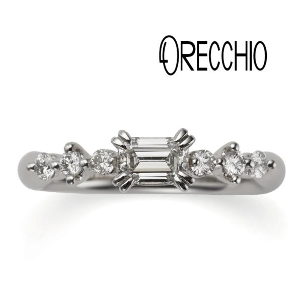 オレッキオ指輪