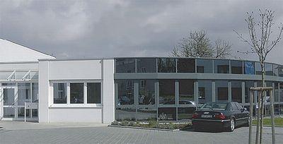ドイツの鍛造ブランでeGfの工場