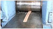 ドイツの鍛造メーカーであるフィッシャー・FISCHERの製造過程の鍛造