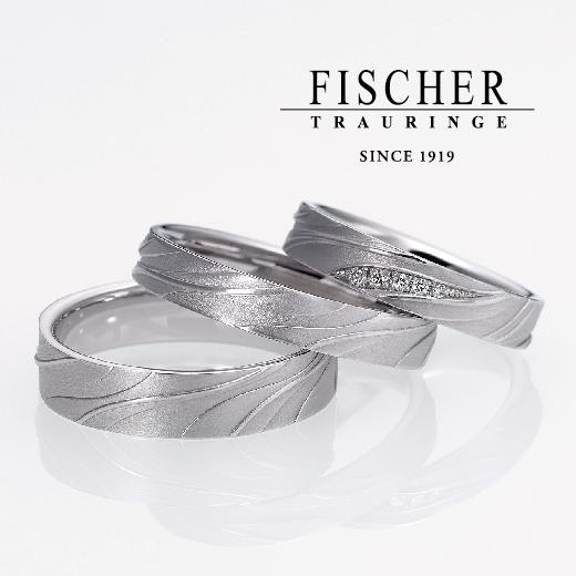 FISCHERフィッシャーの結婚指輪大阪梅田27