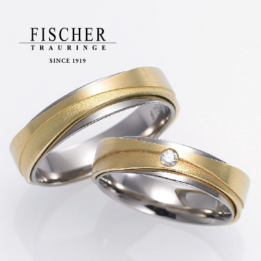 FISCHERフィッシャーの結婚指輪大阪梅田26