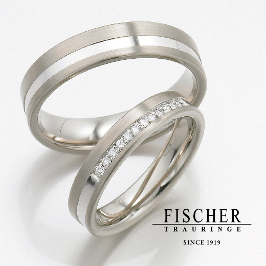 フィッシャーの結婚指輪大阪梅田24