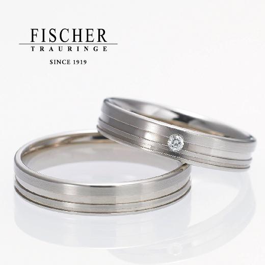 FISCHERフィッシャーの結婚指輪大阪梅田18