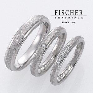 FISCHERフィッシャーの結婚指輪大阪梅田15