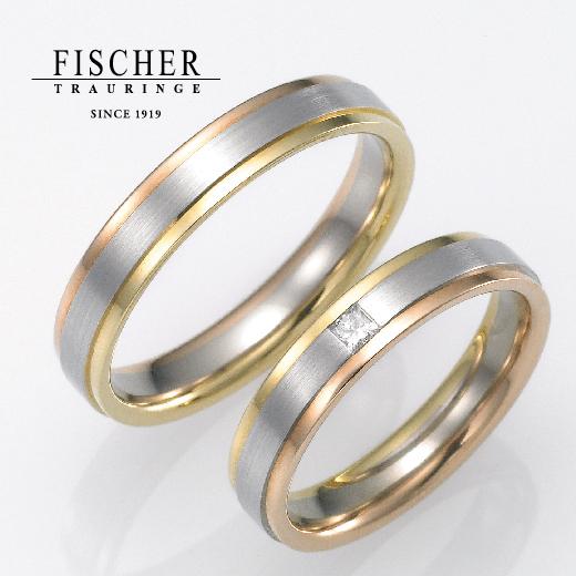 FISCHERフィッシャーの結婚指輪大阪梅田13