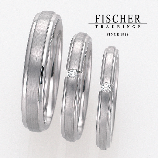 FISCHERフィッシャーの結婚指輪大阪梅田12