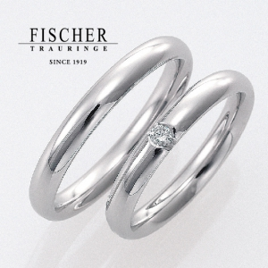 FISCHERフィッシャーの結婚指輪大阪梅田5