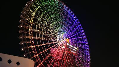 大阪のサプライズプロポーズ Redhorse OSAKA WHEEL(レッドーホースオオサカホイール)