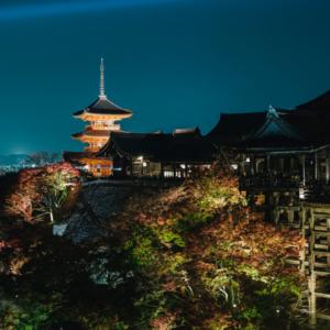 大阪のサプライズプロポーズ 清水寺