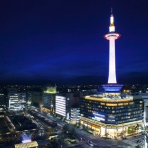大阪gardenのサプライズプロポーズ 京都タワー