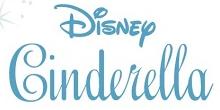 ディズニーシンデレラのロゴ