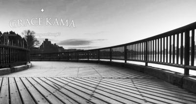 GRACE KAMAのエタニティリング