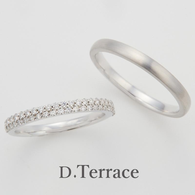 結婚指輪大阪梅田D.Terrace