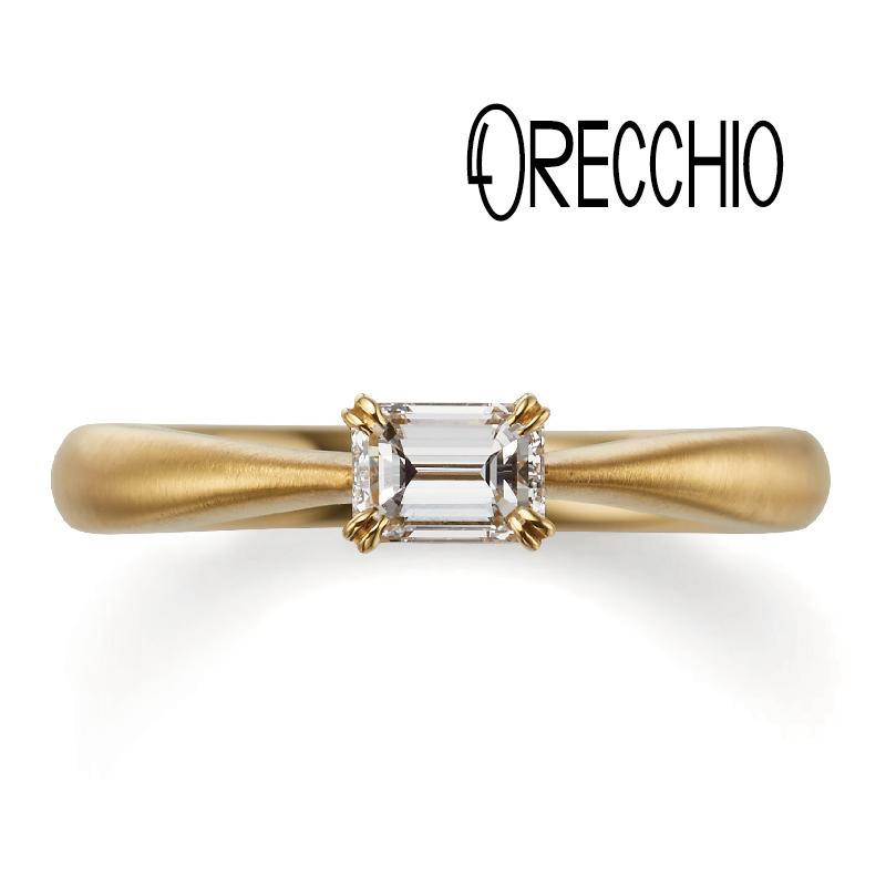 婚約指輪のORECCHIO