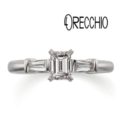 ORECCHIO婚約指輪オレッキオ大阪梅田