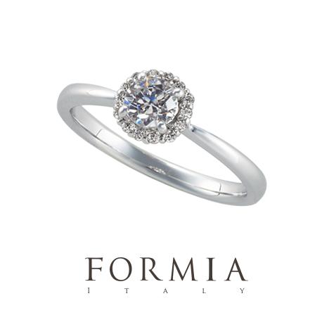 神戸の方に大人気の婚約指輪でブリランテの画像