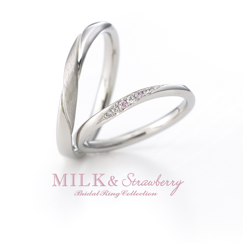 Milk&Strawberry メレダイヤモンドH&CにグレードUP!11/23~12/7