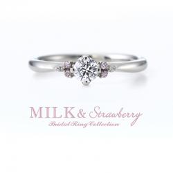 【MILK&Strawberry】インサイド誕生石プレゼント!!9/14~9/28まで