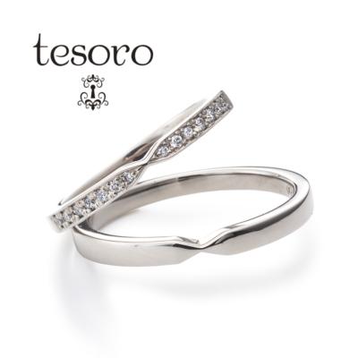 10万円以内で揃う安い結婚指輪のテゾーロ1