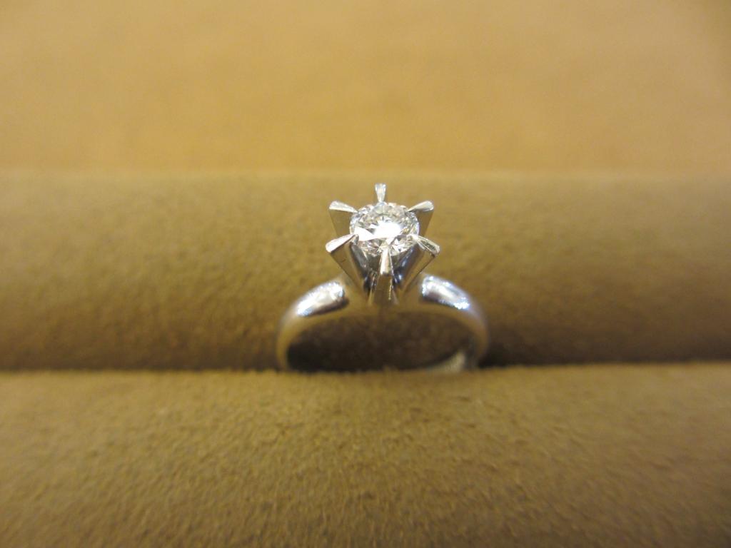 お母様の指輪をリフォーム