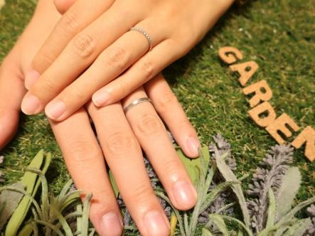 Perfectな指輪を買うことが出来ました!
