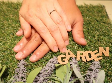 とても良い指輪が見つかり大変嬉しく思います。
