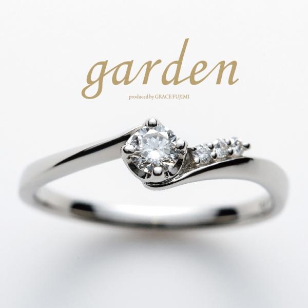 奈良でプロポーズするなら10万円以内の婚約指輪でgardenオリジナル
