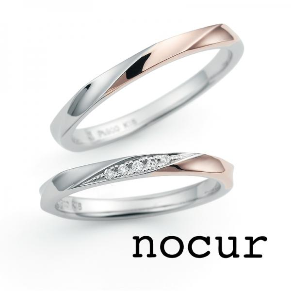 結婚指輪大阪梅田nocruノクルシチズン