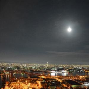 大阪gardenのサプライズプロポーズ コスモタワー(大阪府咲洲庁舎展望台)