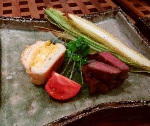 大阪gardenのサプライズプロポーズ Restaurant Makiya