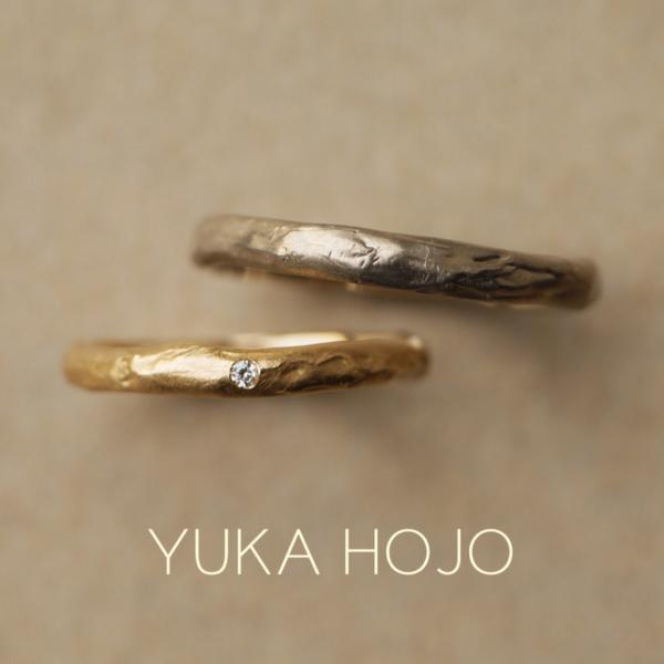 ユカホウジョウの結婚指輪で人気のマンゴツリー
