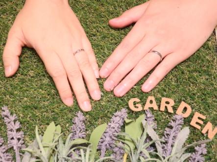 いろいろな指輪が見れて楽しかったです。