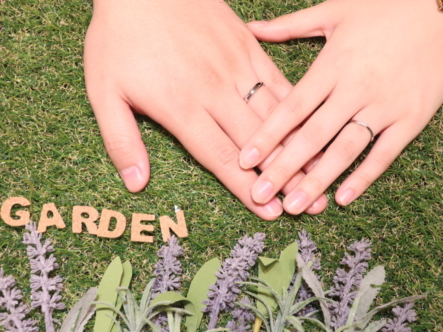 最後まで親身に相談に乗ってくれて、納得のいく指輪選ぶことができました!