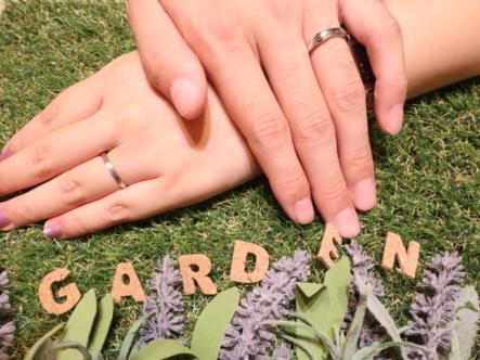 素敵な指輪に出会えて良かったです!