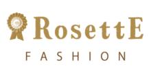 RosettEロゼットのファッションジュエリーブランドでロゼットファッションのロゴ