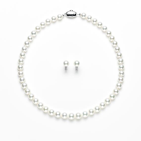 嫁入り道具で必要な真珠パールネックレス