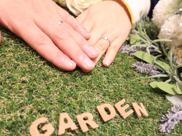 LAPAGEの結婚指輪