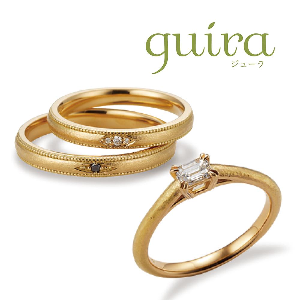 アンティーク調かわいい個性派ブラック四角ダイヤ結婚婚約指輪を大阪で探すなら関西最大級ブライダルリングセレクトショップgarden梅田