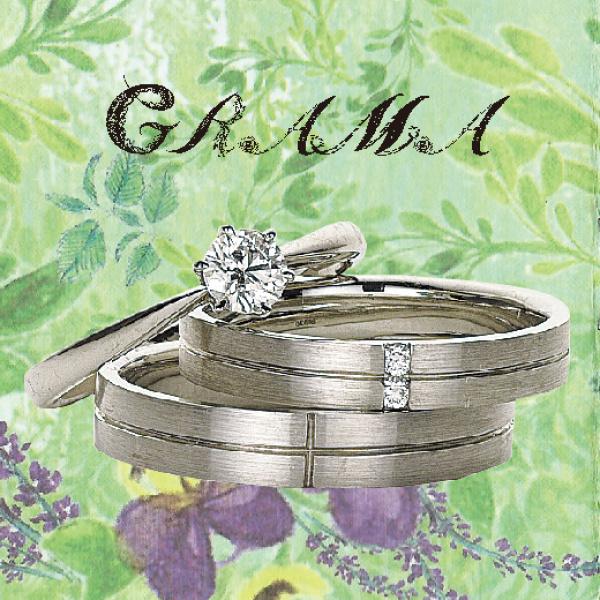 アンティーク調かっこいい個性派結婚婚約指輪を大阪で探すなら関西最大級ブライダルリングセレクトショップgarden梅田