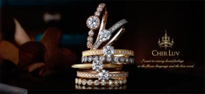 アンティーク調かわいいゴールド個性派結婚婚約指輪ブランドを大阪で探すなら関西最大級ブライダルリングセレクトショップgarden梅田