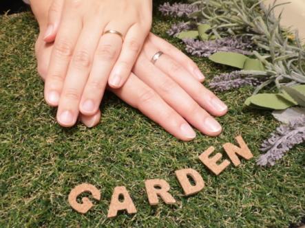 FISCHER・ORECCHIOの結婚指輪