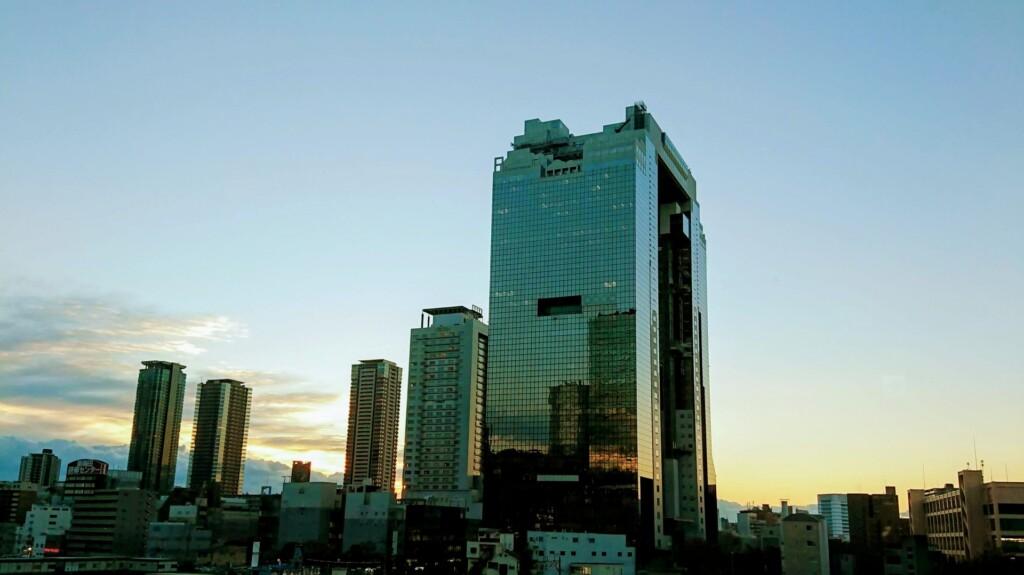大阪のおすすめプロポーズスポットで梅田スカイビル