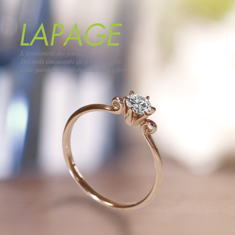 かわいいシンプル婚約指輪なら大阪茶屋町関西最大級のセレクトショップgarden梅田