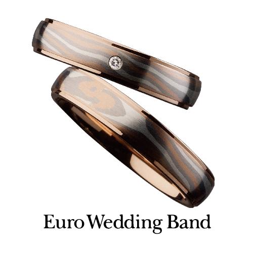 鍛造作りで強度が良い一生使うこだわり3色結婚指輪は大阪の関西最大級ブライダルリング専門セレクトショップgarden梅田