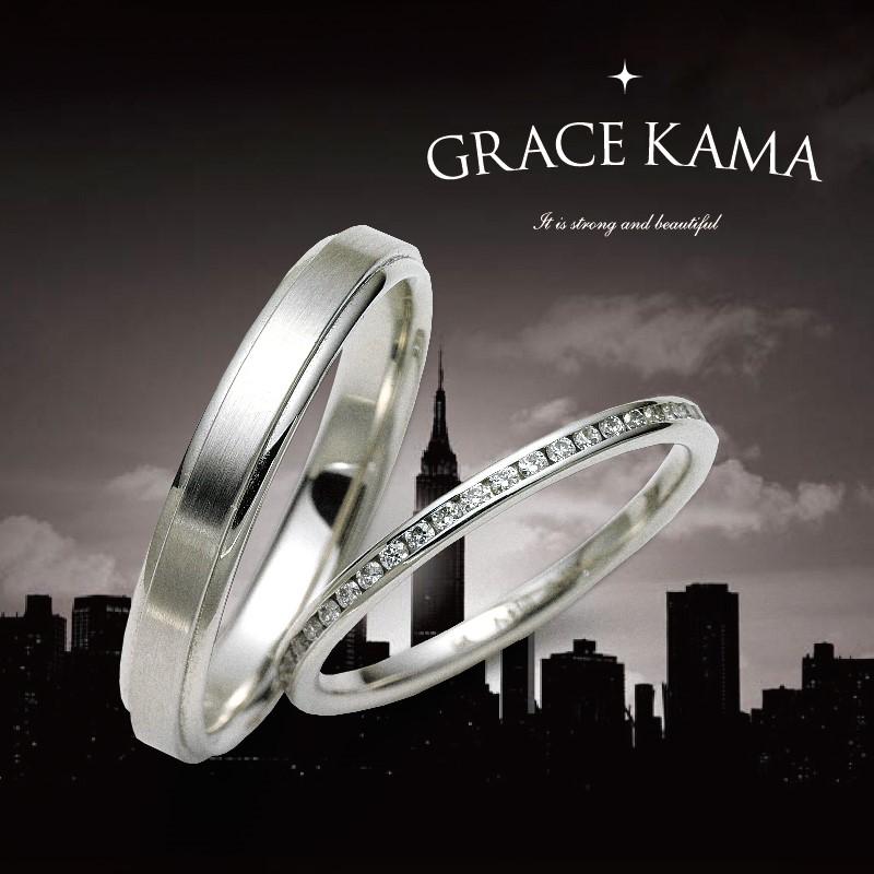 鍛造作りで強度が良い一生使うこだわりエタニティ結婚指輪は大阪の関西最大級ブライダルリング専門セレクトショップgarden梅田