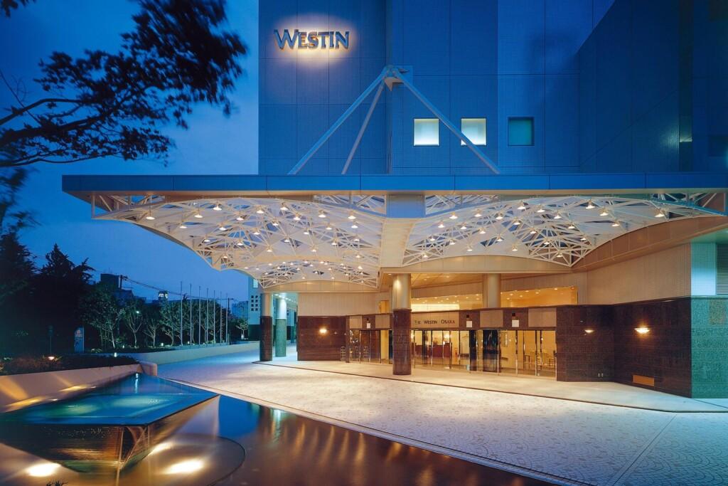 ウェスティンホテルの画像