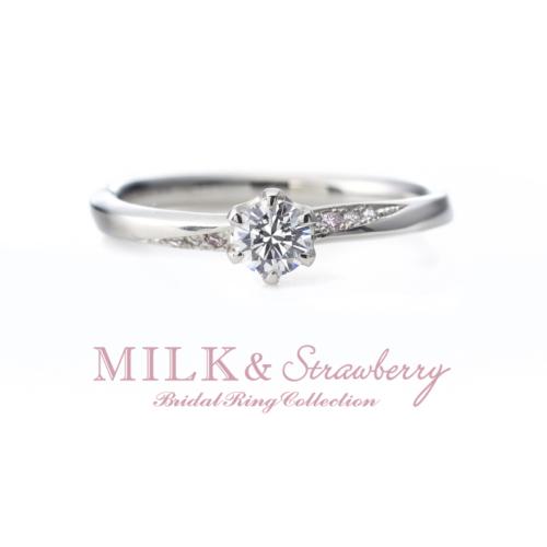 プロポーズするならおすすめの婚約指輪でM&Sのアンシャンテ