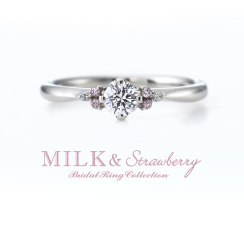 梅田でプロポーズするならおすすめの婚約指輪でM&Sのエステラ